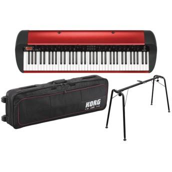 KORG / SV-1 73-MR (純正スタンド&ケースセット) ステージピアノ (SV1-73-MR) (数量限定)【梅田店】