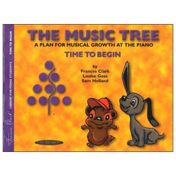楽譜 ミュージック・ツリー:タイム・トゥ・ビギン(改訂版)(0685S/ピアノ教本/輸入楽譜(T))