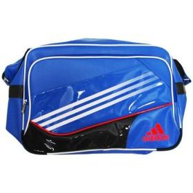 FB タフショルダーバッグ L ブライトブルーF12 【adidas アディダス】サッカーフットサルバックix583-z06644