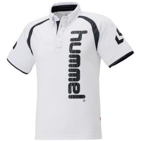 [hummel]ヒュンメル UT-ポロシャツ (HAP3042)(10) ホワイト