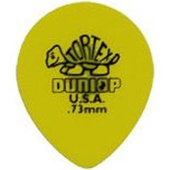 Jim Dunlop / TORTEX Tear Drop Pick 413R 0.73mm Yellow 【新宿店】