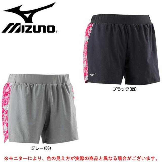 MIZUNO(ミズノ)ランニングパンツ(J2MB7201)スポーツ ジョギング マラソン ショートパンツ レディース