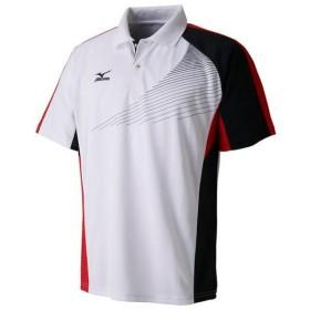 大特価!MIZUNO ミズノ ドライサイエンス/ゲームシャツ(ラケットスポーツ) 62JA601202