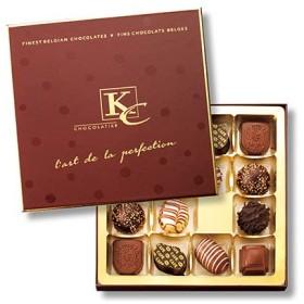 ベルギー お土産 ギフト プレゼント ベルギー KCアソートチョコレート 1箱 食品 菓子 スイーツ チョコレート ナッツ ID:80653758
