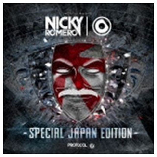 ニッキー・ロメロ / PROTOCOL PRESENTS:NICKY ROMERO -SPECIAL JAPAN EDITION- [CD]