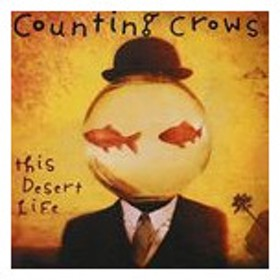輸入盤 COUNTING CROWS / THIS DESERT LIFE [CD]