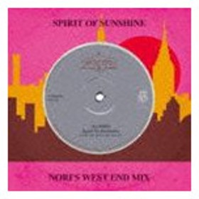 DJ NORI(MIX) / Spirit of Sunshine - Nori's West End Mix [CD]