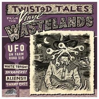 UFO・オン・ファーム・ロード318 [CD]