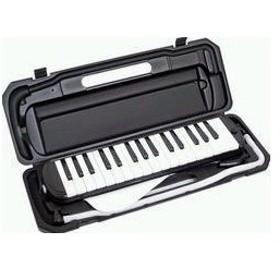 (在庫あり)キョーリツ 鍵盤ハーモニカ P3001-32K/BK  ブラック  メロディーピアノ P300132K BK