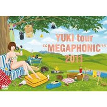 YUKI tour MEGAPHONIC 2011 [DVD]