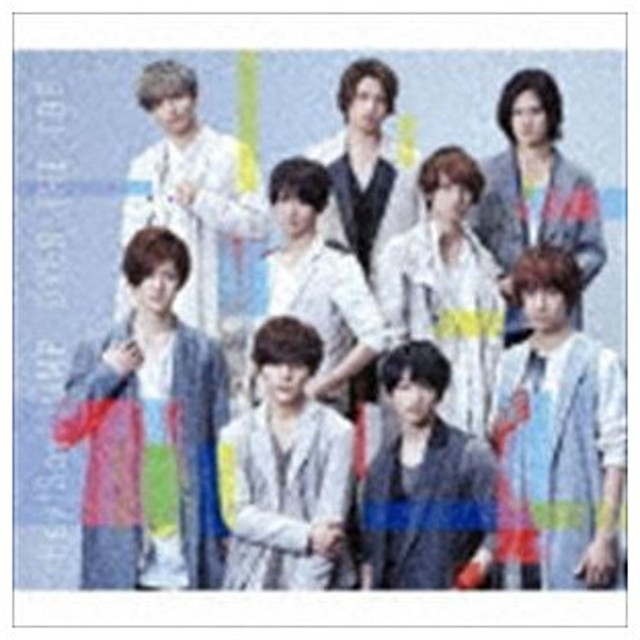 Hey! Say! JUMP / OVER THE TOP(通常盤) [CD]