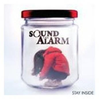 輸入盤 SOUND THE ALARM / STAY INSIDE [CD]