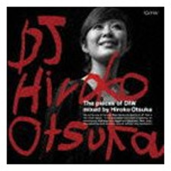 The pieces of DIW mixed by Hiroko Otsuka [CD]