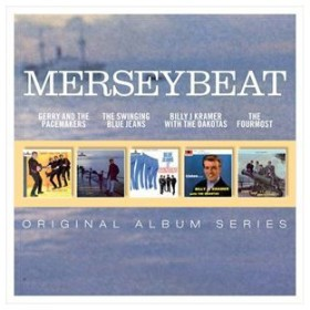 輸入盤 VARIOUS / ORIGINAL ALBUM SERIES : MERSEYBEAT [5CD]