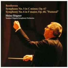 ベートーヴェン:交響曲第5番&第6番 レーグナー CD