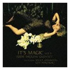 エディ・ヒギンズ&スコット・ハミルトン&ケン・ペプロフスキー(p/ts/ts、cl) / イッツ・マジック vol.2 [CD]