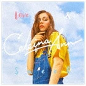 Celeina Ann / Love & Sweet(CD+DVD) [CD]