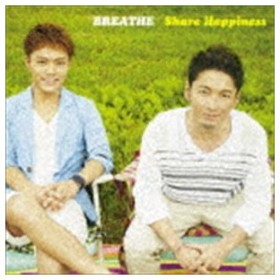 BREATHE / Share Happiness(CD+DVD) [CD]