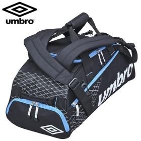 アンブロ スポーツバッグ PLAY UMBRO 3WAYバッグ(14FW) (UJA1479-BLK)