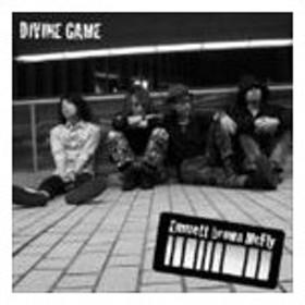 Emmett brown McFly / DIVINE GAME [CD]