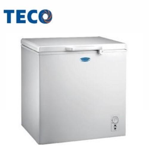 TECO 東元 145公升 臥式冷凍櫃 RL1517W (附鎖) (含運不含安裝,樓層費另計)