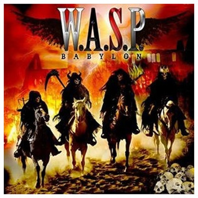 輸入盤 W.A.S.P. / BABYLON [CD]