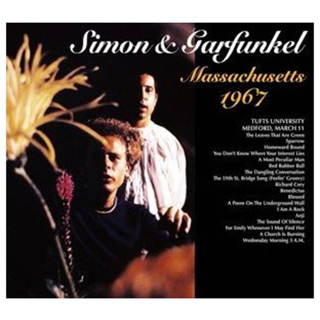 サイモン&ガーファンクル / MASSACHUSETTS 1967 [CD]