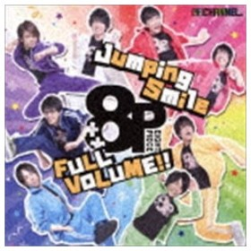 8P / 「8P channel 2」オープニングテーマ&エンディングテーマ::Jumping Smile/FULL VOLUME!! [CD]