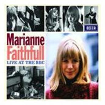 輸入盤 MARIANNE FAITHFULL / LIVE AT THE BBC [CD]