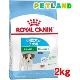 ロイヤルカナン サイズヘルスニュートリション ミニ パピー ( 2kg )/ ロイヤルカナン(ROYAL CANIN)