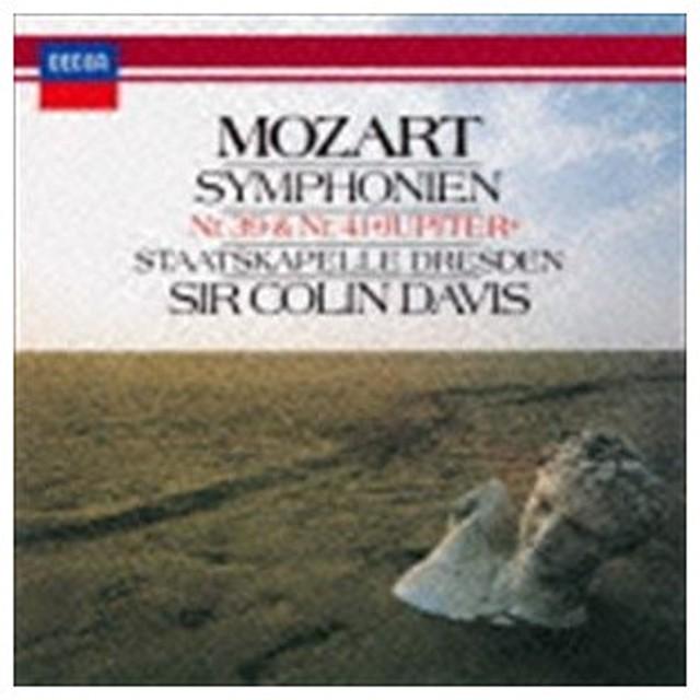 サー・コリン・デイヴィス(cond) / モーツァルト: 交響曲第39番&第41番≪ジュピター≫(SHM-CD) [CD]