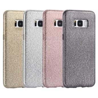 Samsung Galaxy S8+ /Galaxy S8 用TPUケース/ソフト保護カバー/キラキラ保護カバー/軽量/薄型/傷、汚れ防止 スマホケース【G815】