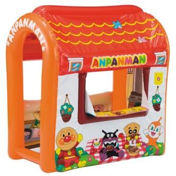 アンパンマン おおきなハウス アガツマ agatsuma Anpanman おもちゃ toys ギフト ボールハウス 誕生日プレゼント 知育玩具 発育 安全 安心 人気商品
