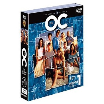 The OC セカンド セット1(ソフトシェル)(DVD・海外TVドラマ)