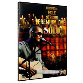 DVD/EXH SPECIAL EXILE ATSUSHI PREMIUM LIVE SOLO