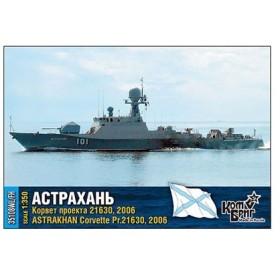 1/350 ロシア・Pr.21630 アストロハン・コルベット艦・2006[コンブリック]《在庫切れ》