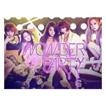 輸入盤 WONDER GIRLS / 1ST MINI ALBUM : WONDER PARTY [CD]