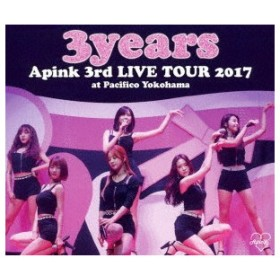 """Apink 3rd LIVE TOUR 2017""""3years""""at Pacif.. / Apink (Blu-ray)"""