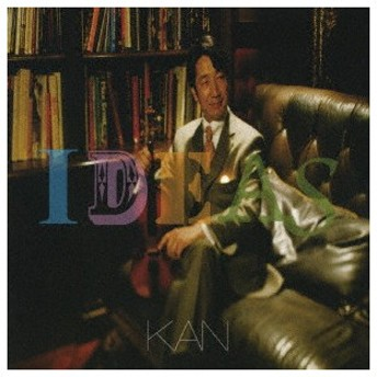 IDEAS〜the very best of KAN〜 / KAN (CD)