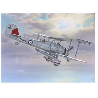 1/72 英・ビッカース・ビルドビーストMk.IV攻撃機 プラモデル[スペシャルホビー]《在庫切れ》