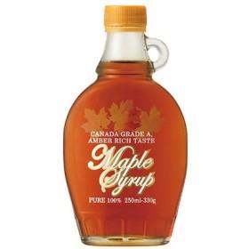 カナダ お土産 ギフト プレゼント ピュアメープルシロップ 1瓶 食品 ジャム 蜂蜜 シロップ類 シロップ ID:80653939