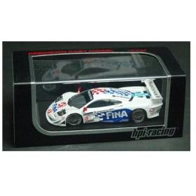 モデルカー 1/43 マクラーレン F1 GTR(#8) 1997 鈴鹿 J.J.レート/S.ソパー[hpi]《取り寄せ※暫定》