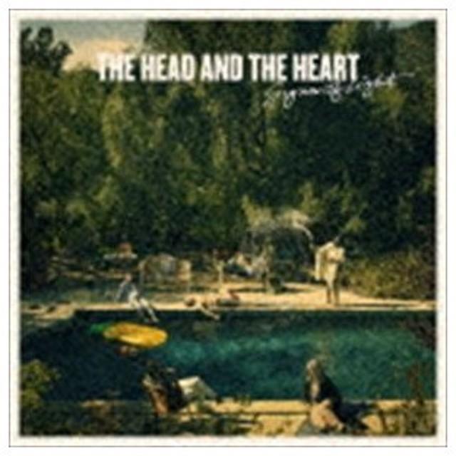 ザ・ヘッド&ザ・ハート / サインズ・オブ・ライト [CD]