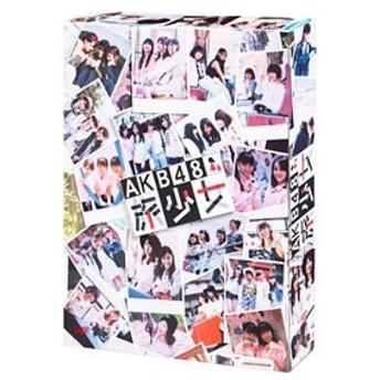 Blu-ray/AKB48 旅少女 Blu−ray BOX