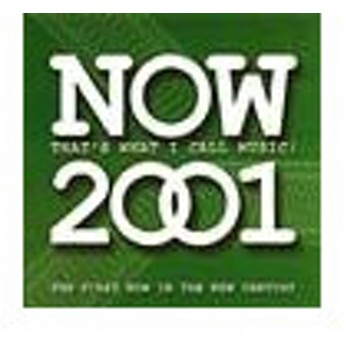 オムニバス/NOW 2001 −THAT'S WHAT I CALL MUSIC!−