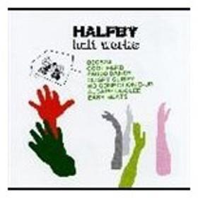 HALFBY / HALF WORKS [CD]
