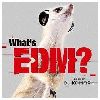 WHAT'S EDM? MIXED BY DJ(CD・クラブ/ダンス)