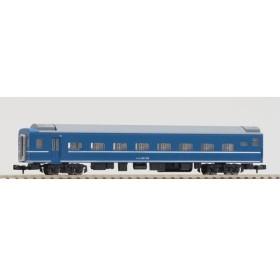 9523 国鉄客車 オハネフ25 100形(銀帯)[TOMIX]《取り寄せ※暫定》