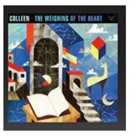 輸入盤 COLLEEN / WEIGHING OF THE HEART [CD]