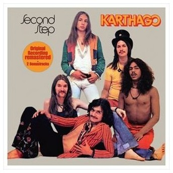 輸入盤 KARTHAGO / SECOND STEP [CD]